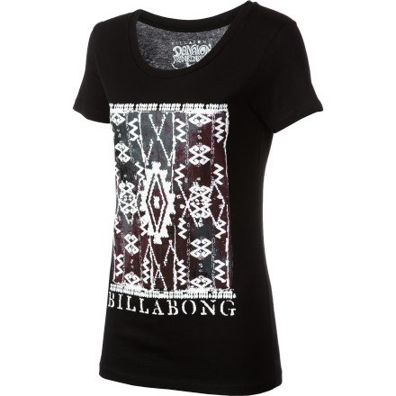 Surf Billabong Cheryl T-Shirt - Short-Sleeve - Women's - $12.64