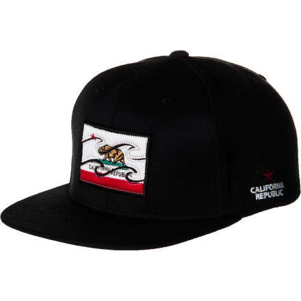 Surf Billabong Native Snapback Hat - $22.09