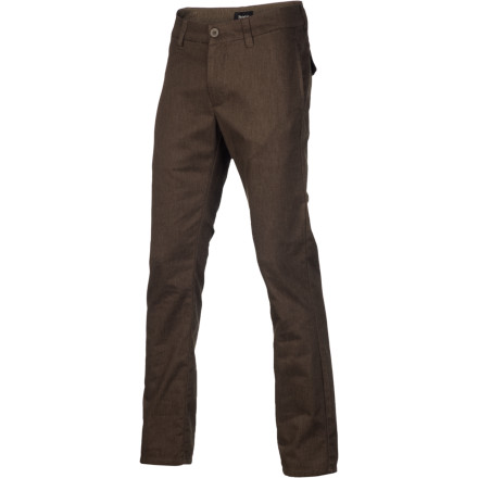 Brixton named the Thompson Pant after ... well, we can't say who. But you can bet he was a guy who did a lot of stuff, which is exactly what you can do while you're wearing the Thompson Pant. - $45.47