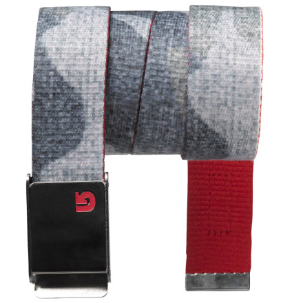 Snowboard The Burton Vista Belt features a basic metal-clamp design that ensures you'll always get a perfect fit. - $14.95