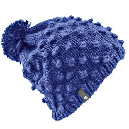 Snowboard The judge's scores are in this Burton Beanie is a Perfect 10. - $18.57
