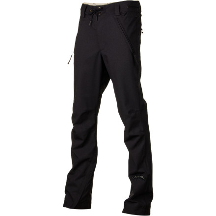 Snowboard Can't go even an hour without the loving caress of your skinny jeans The Cappel Bankrobber Pant lets you run the look you want on the hill and still prevents you from ending up with soaking-wet drawers after a few bails in the park. - $125.96