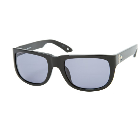 Entertainment See the world through the eyes of one of the greatest directors of our generation, or at least through a pair of really nice sunglasses. The Spy Mens Kubrik Sunglasses put a modern slant on classic, retro styling and give you a look of authority that takes the edge off when you yell orders at your friends. - $47.48