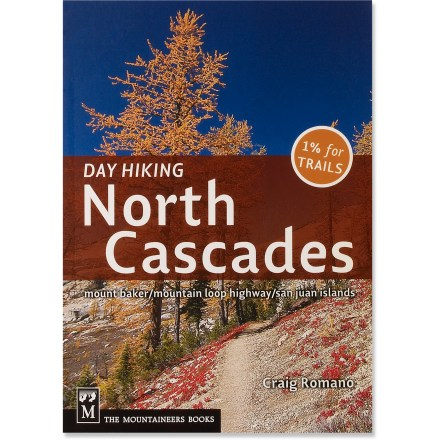 Camp and Hike Discover 125 day hikes in the North Cascades and San Juan Islands of Washington with this pocket guide. - $18.95