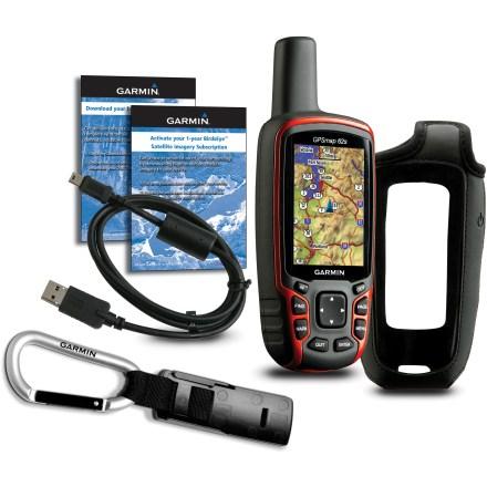 Garmin GPSMAP 62s GPS Bundle - $293.93 - Thrill On