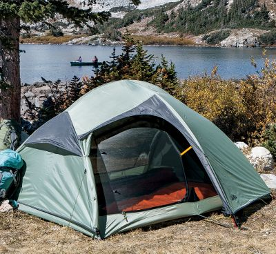 C& and Hike Its easy to set-up compact and lightweight design makes this & Cabelau0027s Dash Trio Tent (TRIO TENT) - $184.88 - Thrill On