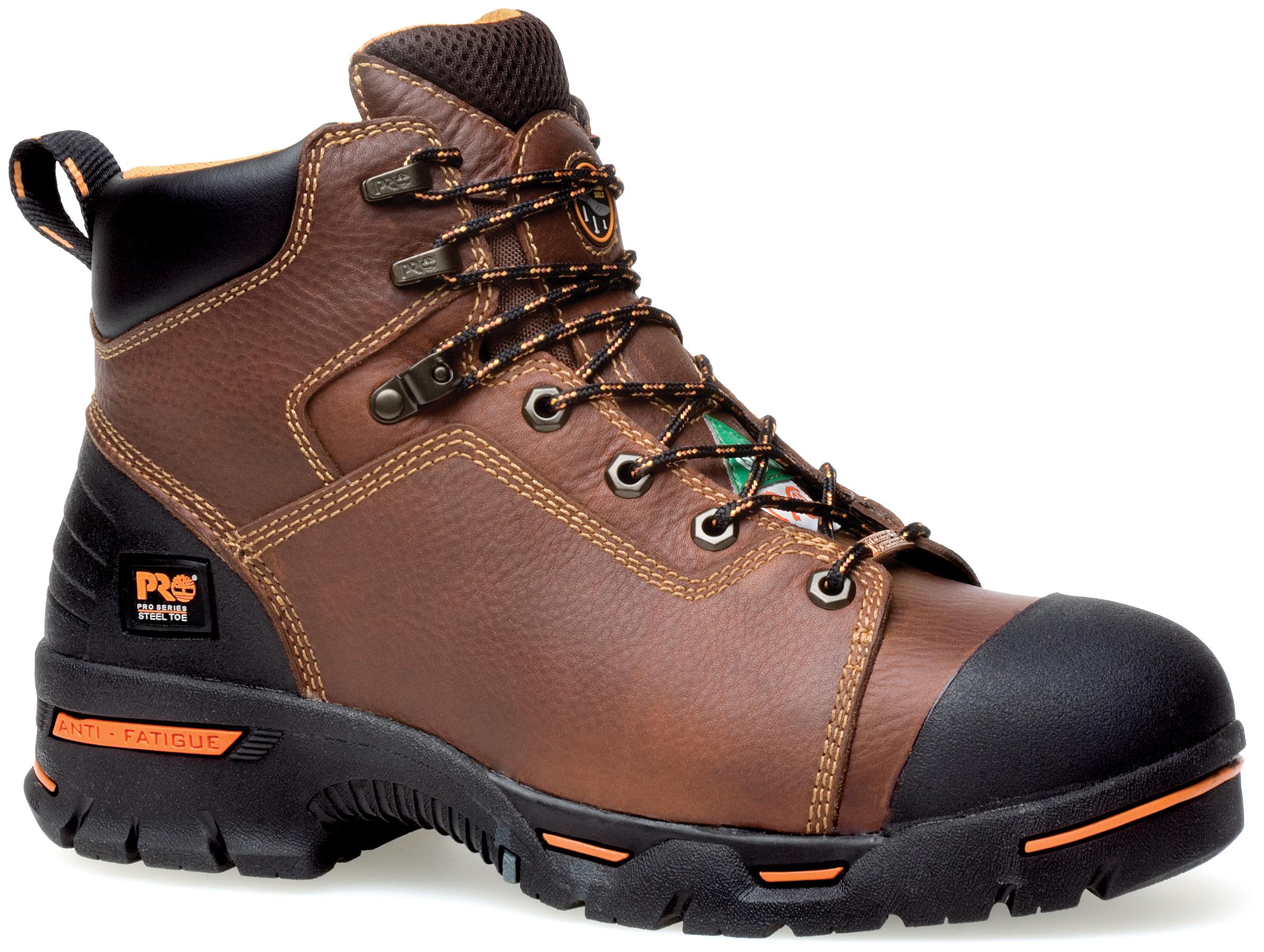 Men S Timberland Pro 6 Inch Steel Toe Endurance Pr Boots