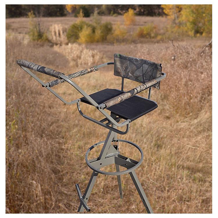 Sniper Sentinel 12 Tripod Deer Stand 109 99 Thrill On