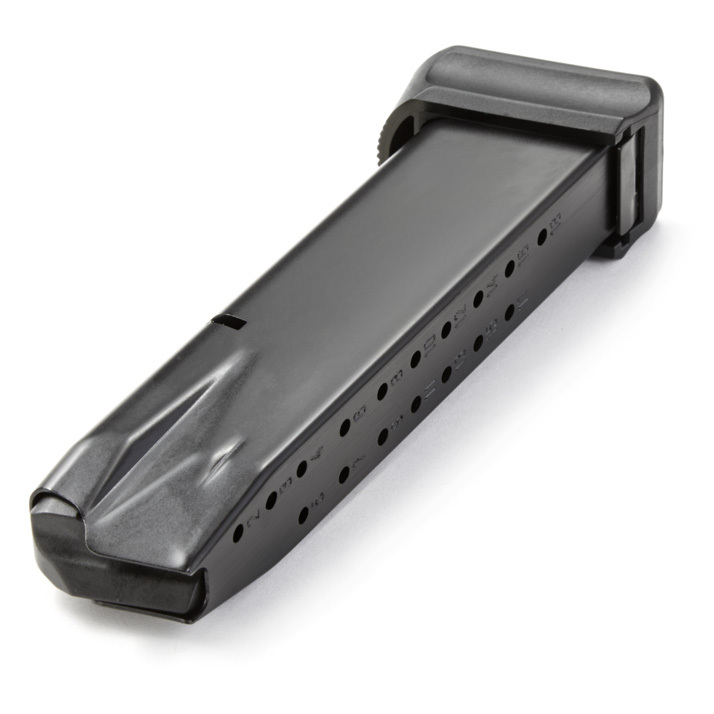 Mec-Gar Handgun Magazine. High-quality, Mec-Gar Mag, engineered to meet or exceed strict military and law-enforcement specifications.Description: 9mm Beretta 92FS M9 Capacity: 20 - $31.99