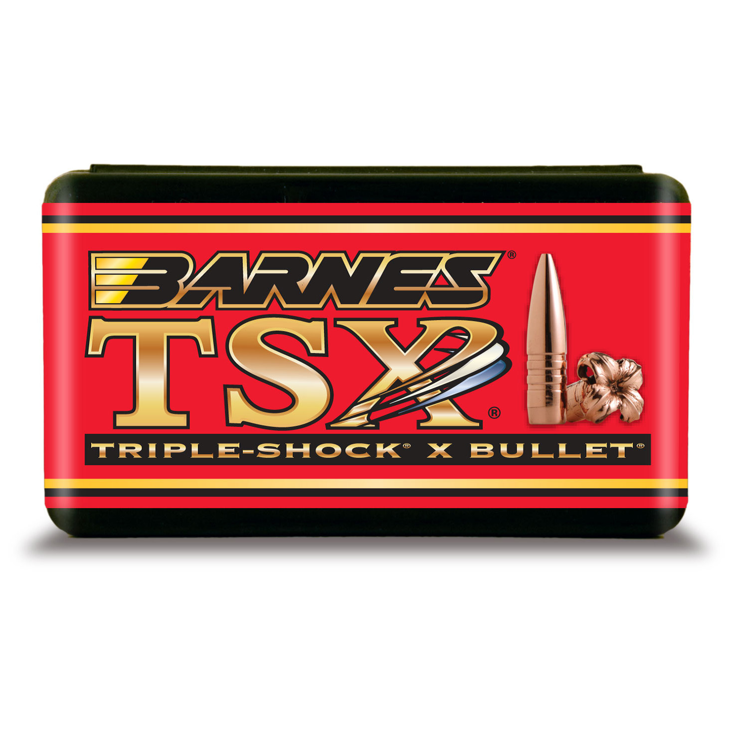 "50-Pk. Barnes .338 185-grain TSX Triple Shock X BT Reloading Bullets. ""X"" marks the spot for superior performance. Barnes' most popular hunting Bullet! The TSX has gained worldwide recognition as one of the deadliest, most dependable all-copper Bullets you can buy. Try these and realize the added benefits of improved accuracy, reduced barrel fouling and increased velocity.Specs:Caliber: .338 Bullet diameter: .338"" Bullet weight: 185 grains Bullet length: 1.228"" Bullet style: Boattail Sectional density: .231 Ballistic coefficient: .352. - $39.99"