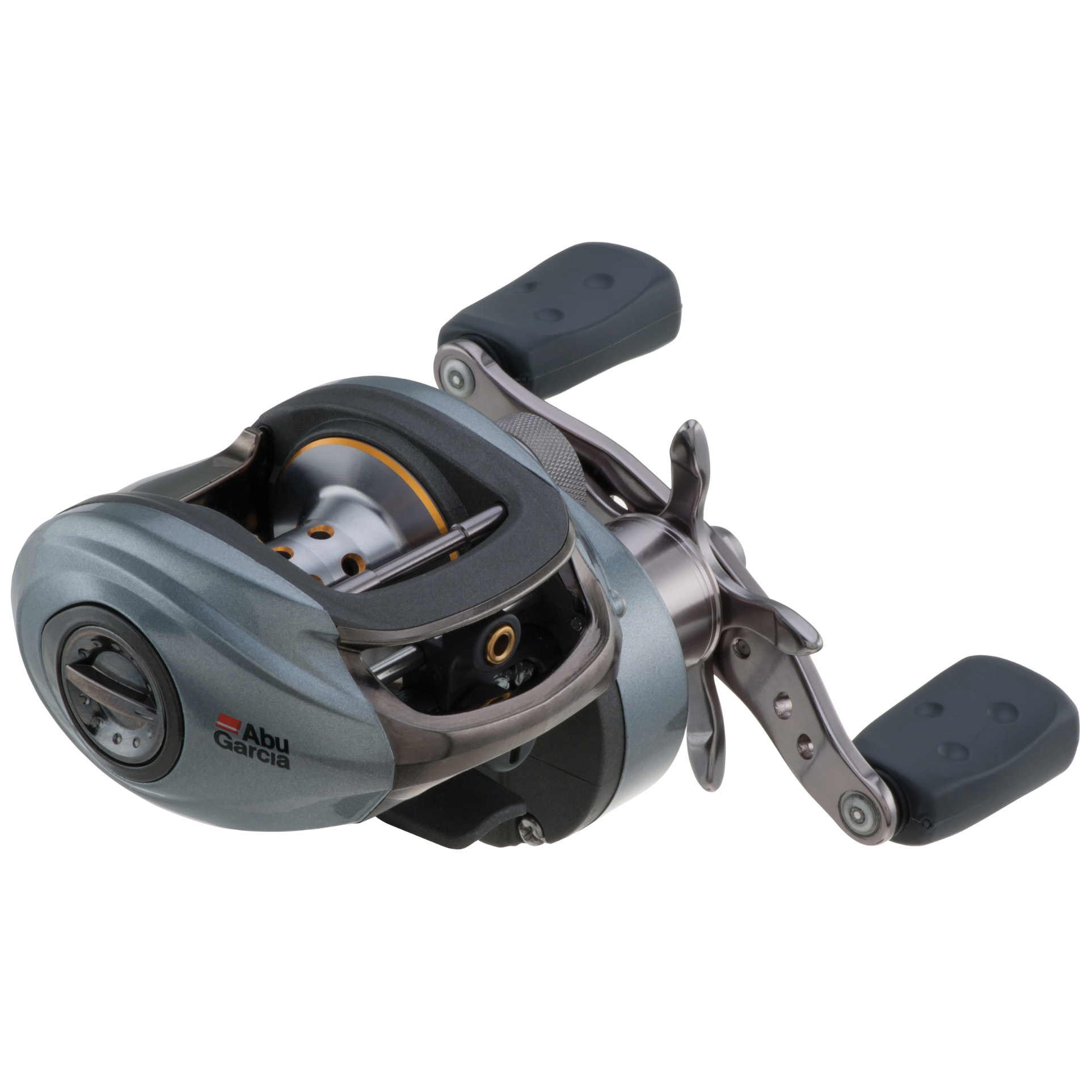 Abu Garcia OrraTM SX Low-profile Left Hand Baitcasting Reel. The right mix of performance, reliability, and comfort for the discerning southpaw. The OrraTM SX is built from a durable lightweight aluminum frame and spool, which provide reliability and performance day in and day out. Its 8-bearing system creates a smooth retrieve, and when paired with the Pitch Centrifugal Brake, offers remarkable cast control. Left hand retrieve.Specs:7 stainless steel ball bearings + 1 roller bearing for smooth operation X-CrfticTM alloy frame for increased corrosion resistance Graphite sideplates Smooth performing Power Disk drag system provides up to 15 pounds of drag. MagTraxTM brake system gives consistent brake pressure throughout the cast Compact bent handle and star provide a more ergonomic design DuragearTM Brass Gear for extended gear life Gear ratio: 6.4:1 Mono capacity: 12 lbs. / 145 yds. Weighs 7 1/4 ozs. - $99.95