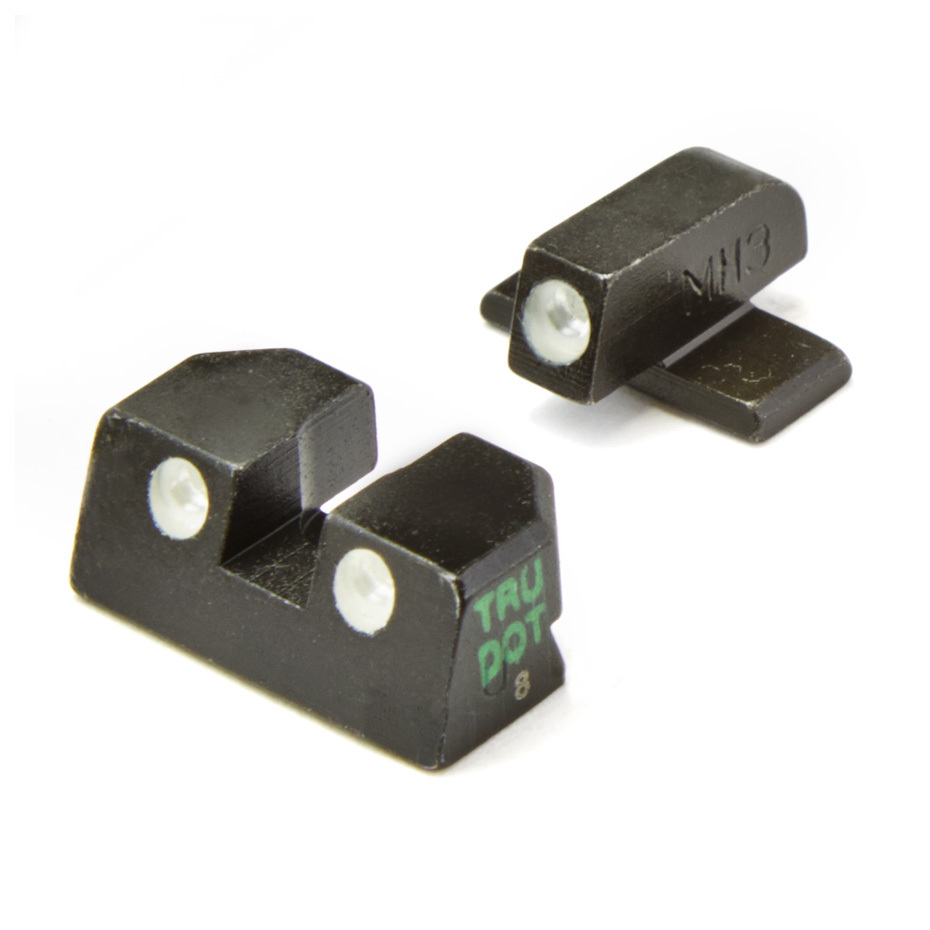 Meprolight Night Sight. 20% BRIGHTER than the rest! The brightest Night Sights available today! Self-illuminated tritium light source glows 20% brighter than similar models for better visibility - and better accuracy - day or night. Hit the mark:Operates under all weather conditions No batteries or switches, always ready when you need it Maintenance free, can be mounted directly with no weapon modifications Type: Fixed. - $99.99