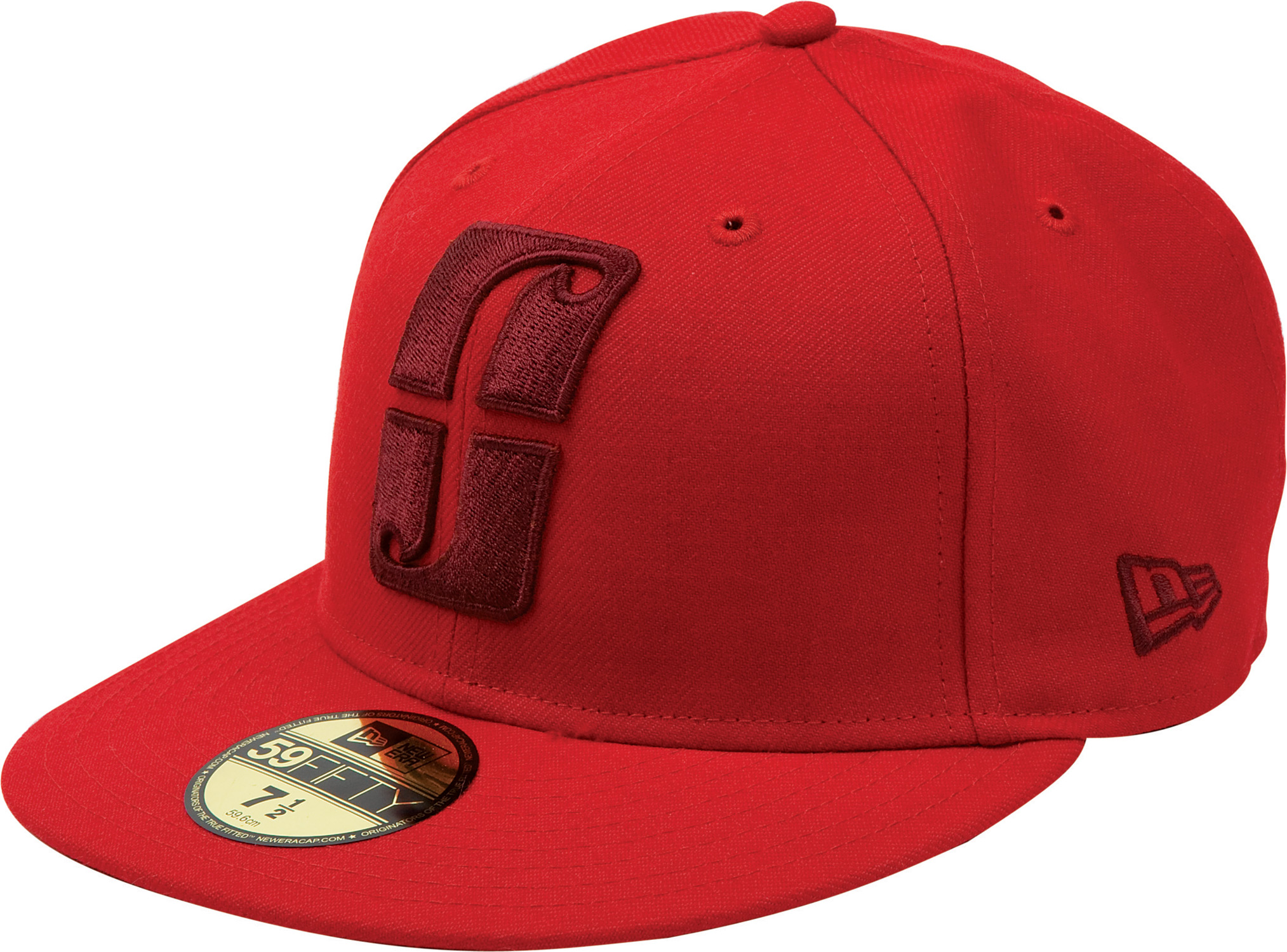 Forum Fm Icon New Era Red Cap - $10.95