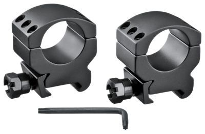 If you?ve been looking for lightweight tactical rings that can do a heavy-duty job, check out these Burris XTR Scope Rings. They offer an incredible amount of holding power, yet they?re specially designed to be lighter in weight, so they?re perfect for the tactical shooter. They work great in everything from small carbines to powerful magnums, and are also ideal for hunting rifles, muzzleloaders and slug guns. They?re available in 1 and 30mm sizes and come in four ring heights, and they work with Weaver and Picatinny bases. The 1? model is especially effective for AR15/M16 flattop receivers where a specific scope height is absolutely essential.Lightweight design. Ideal for everything from small carbines to magnums and hunting rifles. Comes in four ring heights - $59.99