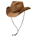 This Red. Head Toyo Straw Shapeable Western Hat is designed for instant comfort right out of the box. Made from interwoven toyo straw, this cowboy hat features contemporary styling with a shapeable brim, a hat band with a metal sunburst, and a chin cord. It gets softer each time you wear it and features a OSFM sweatband for moisture-wicking comfort. Wear this hat to the beach, the campgrounds, or around town. Imported.Shapeable brim. Chin cord. Built-in sweatband. Stylish hat band. Gets softer with each wearing - $27.99