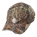 Ripped look with exposed mesh. Big Red. Head skull logo in front. Ventilated for warm weather. Hook 'n' Loop closure. With its rough edges and ripped-look, the Red. Head Skull Mesh Show-Thru Camo Cap is ideal for spring turkey or fall archery hunting. The exposed mesh in the rear allows ventilation, and the frayed design gives it a well-worn look. It sports a giant Red. Head skull logo up front, with Red. Head embroidered on the bill. Hook 'n' Loop closure. One size fits most. Imported. - $14.99