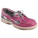 Sperry Top-Sider Bluefish Boat Shoes are the classic style that mom and dad used to wear-updated in cool fashion colors for girls. With Nubuck and sequin uppers, these casual deck shoes have just a bit of bling. A padded collar and molded footbed offer extra support and all-day comfort. Sperry Top-Sider Bluefish Boat Shoes for Girls will be her go-to staple for jeans, shorts, and warm weather fashions. Imported.Manufacturer style #: YG48859.Nubuck and sequin uppers. Rawhide laces for authentic boat shoe styling. Padded collar for comfort. Removable molded footbed with heel cup for extra comfort. Non-marking molded outsole for traction - $59.99