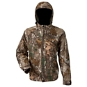The Scent-Lok Waterproof Insulated Camo Jacket for Men can handle the worst weather hardcore hunters can face. A hooded parka design with 2 zippered pockets with storm flaps keeps you and your gear dry. This 100% polyester camo jacket features 150gm of insulation in the body & 100gm in the sleeves for added warmth without sacrificing mobility. Features Carbon Alloy technology for maximum scent control.Insulated. Hooded parka design2 zippered pockets. Carbon Alloy technology - $169.99