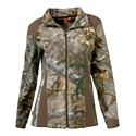 The SHE Outdoor Full Zip Fleece Jacket for Ladies is soft and warm-a lightweight and comfortable choice for hunting or for everyday wear. It features 2 handwarmer pockets, a stand-up collar, and set-in sleeves for added mobility. Made of 100% polyester. Machine wash. Imported.Tailored for the feminine fit. Comfortable, lightweight fleece. Full zip front2 handwarmer pockets. Stand up collar. Set-in sleeves - $59.99