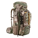 The largest of the Tenzing models, the Tenzing TZ 6000 Hunting Pack is designed for carrying the ultimate amount of game and gear. This pack fully expands to 6,013 cubic inches, is made of non-elastic, two-layer brushed Tricot fabric that retains lining durability and has a soft PVC backing reinforced with Dyneema strength panels. With a total of 20 compartments and pockets (main, meat, face, side, hip, top, and mesh), the design has triple-entry (through top, face, and bottom) and 5 yellow-coded zip pockets for convenience and quick access into main compartment. Fully adjustable torso suspension for sure fitting and an internal, rigid aluminum frame for stability helps keep weight on hips and close to body. Hydration compatible, this pack features space for a 3-liter hydration bladder (sold separately). Rain cover fold-out keeps pack and gear dry. A bow and gun fold-out carrying boot, 5 lateral compression straps for securing gear, and 2 lower compression straps for attaching extra gear without affecting internal storage space. Side compartments expand for convenient scope or tripod storage. Other features include a channeled back pad, padded hip support, a separated sleep bag compartment, detachable lid that can be used as a fanny pack, and main compartment drawstring closure for maximum storage expansion. Main compartment dimensions: 28'' x 11.5'' x 8''. Meat compartment dimensions: 25.5'' x 11.5'' x 5.5''. Weight: 7 lb. 13 oz. Imported.Manufacturer model #: 9626.Keep weight on hips and close to body. Main, meat, face, side, hip, top, and mesh compartments. Two-layer brushed Tricot fabric and soft PVC backing reinforced with Dyneema strength panels. Fully expands to 6,013 cubic inches of storage space with 20 total compartments/pockets for gear. Fully adjustable torso suspension. Internal, rigid aluminum frame. Drawstring closure. Bow and gun fold-out carrying boot. Rain cover fold-out. Hydration compatible (3-liter)5 yellow-coded zip pockets. Top, face, and bottom entry into main compartment. Separated sleeping bag compartment. Padded hip support. Channeled back pad. Detachable lid - $419.99