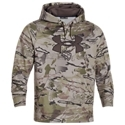 The Under Armour Cold. Gear Camo Big Logo Hoodie for men is an incredibly versatile pullover hoody with a big UA logo up front and a roomy kangaroo pocket to keep your hands warm and store gear. The Under Armour Cold. Gear Camo Big Logo Hoodie wicks moisture and circulates body heat to keep you warm without weighing you down, and the Armour. Fleece fabric is durable and quiet. 100% polyester. Machine wash. Imported.Manufacturer style #: 1249745.100% polyester Armour. Fleece fabric. Drawstring hood. Cold. Gear Technology. Kangaroo front pocket. Big UA logo in front - $74.99