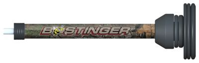 When you're ready to draw back on that trophy of a lifetime, the last thing you need is a wandering pin. The Bee Stinger Pro Hunter MAXX is engineered to keep you steady under pressure while reducing vibration. Its patented design delivers maximum moment of inertia, providing greater shot control and the confidence you need to drive your arrow home. It is based around a high modulus carbon rod providing ultra-stiff construction. Features 3 independently removable end weights for customized balance and performance. Sims Internal Harmonic Dampener and de-resonator perform double-duty on shot-induced vibration, assuring ultimate control before, during and after the shot.Delivers maximum moment of inertia. High modulus carbon rod 3 independently removable end weights. Sims Internal Harmonic Dampener - $94.99