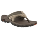 Enjoy surprising versatility with all-day comfort from your flip flop with the Teva Pajaro Sandals. This easy-wearing thong sandal cradles your feet with contour molded EVA midsoles/topsoles for lightweight comfort and support you will appreciate if a little light hiking comes up. Oversized, padded suede, mesh, and synthetic uppers feature soft polyester linings to hold your foot comfortably all day long. Microban anti-microbial treatments resist odor-causing bacteria. Molded nylon shanks keep feet stable and in control over uneven ground, while the encapsulated shoc pad in each heel boots shock absorption and cushioning. Imported. Long wearing Durabrasion rubber outsoles. Manufacturer style #: 1002432.All day comfort from a versatile sandal design. Oversized, cushioned suede, mesh, and synthetic uppers. Soft polyester linings. Microban zinc-based anti-microbial treatment. Contour molded EVA midsoles - lightweight comfort and support. Molded nylon shanks - foot stability. Encapsulated shoc pad in heel - extra cushioning and shock absorption. Long lasting Durabrasion rubber outsoles - $49.99