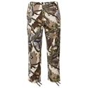 The Camo 6-Pocket Hunting Pants for men from Predator is gear you want next season and for all those to come. The Predator promise means you will find versatility and huntability in camo hunting pants that can do it all. Built of quiet, lightweight, and durable 100% polyester, with all stress points flat-fed seamed or bar-tacked for strength and durability. Features 2 side cargo pockets with flap closures, adjustable waist, zippered front, drawstring cuffs, and 34'' inseam. Machine wash. Imported.100% polyester2 side cargo pockets with flap closures. Stress points are flat-fed seamed or bar-tacked. Adjustable waist. Zippered fly. Drawstring ankle cuffs34'' inseam - $64.99
