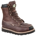 Hunt and work in your favorite boot. Rugged leather uppers with 3M? Scotchgard? Protector treatment. X-Stream waterproof breathable technology - keeps feet dry and comfortable. Durable Goodyear Welt Construction - stability and durability. Removable PU footbeds. Rubber midsoles. Black cellular wedge outsoles. Head straight from work to hunting, and vice versa, without switching boots with the Flyway Hunting/Working Boot from Wood N' Stream. This versatile boot starts with quality leather uppers treated with 3M Scotchgard Protector. X-Stream waterproof breathable technology keeps feet dry and comfortable, while the Flyway's removable PU footbeds and rubber midsoles support and cushion on every step. Strong and tough Goodyear Welt Construction gives this boot great stability and durability. Black cellular wedge outsoles provide superior cushioning, slip resistance, and great durability over a wide range of terrain. Average size: 8. Average weight per pair: 3 lbs. 12 oz. Imported.Manufacturer style #: 6006. - $149.99