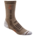 A great sock choice for demanding women hunters, SHE Outdoor Pro Team Trekker Socks with Scent Control keep feet dry and comfortable. Integrated Cool. Max technology with X-System anti-microbial treatments fight odor-causing bacteria and move moisture to fight wet feet. Crew-length sock is 38% coolmax polyester/30% polyester/27% nylon/3% silver polyester/2% lycra. One pair. Machine wash. Made in USA.30-Day Guarantee! Pro Team Socks with Scent Control are guaranteed to keep your feet dry and comfortable during any activity. If you are not satisfied, please return them within 30 days for a full refund.Comfortable, technical socks for demanding women hunters. Cool. Max technology - moves moisture for maximum comfort. X-System anti-microbial technology fights odor-causing bacteria38% coolmax polyester/30% polyester/27% nylon/3% silver polyester/2% lycra1 pair. Sock Size Chart. Sock Size. Ladies' Shoe. Youth Shoe. S4-61-4M6-10-L10-12- - $10.99