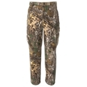 When you're hunting hard and need to be able to move freely, Full Season Velocity Hunting Pants for men from Scent-Lok make a smart choice. These pants are perfect for layering when the weather's frigid or for use alone in early season or spring hunts. The durable water repellent fabric finish sheds precipitation and resists staining, and an inner fleece lining allows for quiet and easy flexibility. Scent-Lok Carbon Alloy Technology provides scent control protection you can count on in the stand or stalking up a ridge. Leg cargo pockets store lots of gear. Made of 100% polyester. Machine wash. Imported.All-season versatility and scent control from 1 pair of hunting pants. DWR treated fabric. Fleece lining. Leg cargo pockets. Scent-Lok Carbon Alloy scent control technology - $159.99