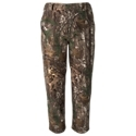 Help young hunters increase their chances of success with the proven scent control and concealment of Scent-Lok in the Next-Gen Full Season Hunting Pants for youth. A smart choice for layering when the weather's frigid or for use alone in early season or spring hunts, these versatile, midweight pants work all through deer season. Made of Scent-Lok's Full Season micro tricot, these quiet and durable hunting pants feature a DWR water repellent treatment to shed light precipitation and resists staining. An inner fleece lining allows for quiet and easy flexibility, while providing comfortable warmth in cool weather. Scent-Lok's proven activated carbon technology provides scent control protection a young hunter can count on. Made of 100% polyester. Machine wash. Imported.Manufacturer style #: 03020Y.All-season versatility and scent control for young hunters. Quiet Full Season micro tricot fabric with DWR treatment to shed moisture. Fleece lining for comfortable warmth in cool weather4 pocket design - room for gear. Activated carbon technology - proven scent control - $79.99