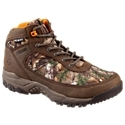 A lightweight and waterproof hunting boot made for mobile hunters, Wolverine Bobwhite 5inch Hunting Boots for Men deliver waterproof protection that does not weigh your down. A Zero Mass design, the Bobwhite provides great support from a lightweight platform with its ultralight EVA midsoles, removable full cushion footbeds, and high traction podular rubber outsoles. Waterproof Wolverine performance leather and 900D polyester uppers support and protect your feet, while PC Dry waterproof/breathable technology keeps them dry. Moisture managing mesh linings let feet breathe, while NXT Odor Control treatments keep feet fresh. Nylon shanks for stability. Cement construction for lightweight flexibility. Average weight: 19 oz. Imported. Manufacturer style #: 30093.Ultra-lightweight, waterproof hunting boots for mobile hunters. Zero Mass boot design - won't weigh you down. Waterproof Wolverine performance leather and 900D polyester uppers. PC Dry waterproof/breathable membrane technology. Moisture managing mesh linings. NXT Odor Control treatments. Ultralight EVA midsoles. Removable full cushion footbeds. Lightweight nylon shanks for better stability. High traction podular rubber outsoles - $99.99