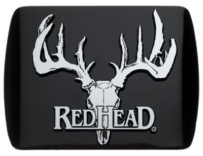 Let everyone see your love for the outdoors with the Red. Head Chrome Logo Hitch Cover. Designed to fit standard 2inch hitch receivers, this chome-plated metal Red. Head logo cover delivers a step up in quality and appearance over cheaper plastic and pewter hitch covers. Measures 5inch x 3-1/2inch. Made in USA.Red. Head logo hitch cover. Durable and sharp looking chrome-plated metal construction. Fits standard 2inch receivers. Measures 5inch x 3-1/2inch - $29.99