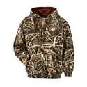 Mid Season Technology Refuge HS? shell fabric. Hyper. Shield 2.0 Technology? 100% waterproof/windproof/breathable. Adjustable drawstring hood. Front kangaroo pocket. Instinctive Features?Hyper Shield Refuge HS? The MST Waterproof Hoodie offers all the comfort and warmth of a hoodie with the 100% waterproof protection that waterfowl hunters need. It's a part of the Mid-Season Technology line, for situations where you need some warmth, but not a heavily insulated jacket. The fleece-lined hood is fully adjustable and functional for keeping you warm and dry. The MST Waterproof Hoodie is constructed of Refuge HS shell fabric backed by 100% waterproof, windproof, and breathable Hyper. Shield 2.0 Technology. Lined with 280g fleece for maximum warmth without weight or bulk. Adjustable drawstring hood; front kangaroo pocket. Machine wash. imported.Manufacturer model #: DW277. - $119.99