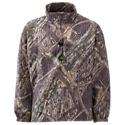 Unseasonably warm temperatures are all too common on Opening Day. Drake Waterfowl makes its lightweight EST? garments 100% waterproof, windproof, and breathable to give you protection from the elements that won't leave you sweltering in the blind. The EST 1/4 Zip Pullover for Men features Dura-Lite? fabric with moisure-management panels under the arms and a Magnattach? vertical call pocket. 100% polyester. Machine wash. Imported. Manufacturer style #: DW270.Lightweight and breathable, performance hunting shirt for waterfowlers. Dura-Lite with moisure-management panels under the arms Magnattach? vertical call pocket100% polyester - $54.99