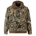 The Drake Waterfowl Systems MST 1/4-Zip Pullover is constructed with 100% waterproof, windproof, and breathable Refuge HS fabric with. Hyper. Shield 2.0 Technology that repels even the harshest driving precipitation. Other benefits include adjustable neoprene cuffs, taped seams, a warm, soft, poly-fleece lining, Drake's Deep Water Handwarmer Pockets, a Magnattach chest call pouch, call separator, license/key pouch, and a side zip for easy on/off. 100% polyester. Machine wash. Imported.Manufacturer style #: DW2252-013.100% waterproof/windproof/breathable Refuge HS fabric. Hyper. Shield 2.0 Technology. Adjustable neoprene cuffs. Taped seams Warm poly-fleece lining1/4-Zip with a side zip for easy on/off. Deep Water Handwarmer Pockets. Magnattach chest call pouch. Call separator. License/key pouch - $149.99