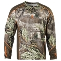 The Browning Hell's Canyon Lightweight Base Layer Top is the perfect addition to your cold-weather hunting and camping gear. Designed as an undergarment, this base layer wicks dangerous moisture awayto keep your body dry. The athletic cut Hell's Canyon base layer is constructed of a 100% polyester and spandex blend with flatlock stitching for increased comfort. Odor. Smart antimicrobial technology works to eliminate odor causing bacteria for better scent control. Imported.Athletic cut, lightweight base layer top with crew neck. Odor. Smart antimicrobial technology100% polyester and Spandex blend. Flatlock stitching for increased comfort. Wicks moisture away from the body - $49.99