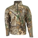 Browning Hell's Canyon Midweight Base Layer 1/4-Zip Top for Men features a zip-through collar that allows you ventilate as cool days get warmer. The versatile, midweight fabric is great for cool to cold days if you're layering, and the fleece inner liner is comfy and quiet. Odor. Smart Scent Control Technology keeps the human scent down, flatlock stitching makes it incredibly comfortable to wear. Athletic cut. 100% polyester. Machine wash. Imported. Manufacturer style #: 301805.Versatile, midweight fabric Smooth face with fleece inner layer. Traps warm air next to the skin. Odor. Smart Scent Control Technology. Flatlock stitching. Athletic cut1/4-zip collar - $49.99