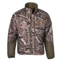 The Browning Hell's Canyon Prima. Loft Jacket provides the ultimate lightweight insulation and 100% polyester inner lining for warmth on the hunt and in camp. The featherweight outer shell is highly wind and water resistant while a drop-back hem with drawcord keeps drafts out and warm air in. The 100% polyester inner lining is breathable and wicks moisture away to keep you dry. This Prima. Loft jacket also features 2 handwarmer pockets,a chest pocket, Lycra cuff closures, an inside chest pocket, a full length front zipper closure, and storm flap. An articulated fit is designed specifically for your active lifestyle. Imported.Lightweight cold weather jacket. Featherweight water and wind resistant shell. Prima. Loft insulation100% polyester inner lining. Drop back bottom hem and drawcord. Lycra cuff closures and added protection. Full-Length front zipper with internal flap1 chest pocket and handwarmer pockets. Zippered security pocket. Athletic cut, articulated design for increased mobility - $169.99