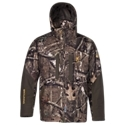 The Browning XM Elite Prima. Loft Rain Parka provides the ultimate in weather protection on the hunt and in camp. The lightweight, breathable Pre-Vent shell with taped seams offers 100% waterproof and windproof protection while a drop-back bottom hem with draw cord keeps drafts out and warm air in. The 100% polyester inner lining is breathable and wicks moisture away to keep you dry. This rain parka also features a fully adjustable attached hood, internal storm flap, fleece-lined beard guard, welded chest pocket, handwarmer pockets, elasticized hook and loop adjustable cuffs, laminated zippers with corded pulls and underarm pit-zips for improved circulation when things warm up. The weatherproof shell and insulated interior keeps you warm when icy temperatures drop down to bone-chilling extremes. The XM Elite Prima. Loft Rain Parka includes a license tab on back. Imported.Rugged, reliable rain parka. Pre-Vent 100% waterproof, 100% windproof shell100% polyester inner lining. Drop-Back bottom hem with drawcord. Attached, adjustable hood. Elasticized, hook-and-loop adjustable cuffs. Zipper garages and corded zipper pulls. Welded chest pocket and handwarmer pockets. Internal storm flap and beard guard. Articulated design and athletic cut for increased mobility - $319.99