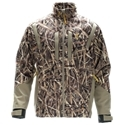 Specifically designed for duck hunting, the Browning Dirty Bird Wind. Kill Jacket is ready to keep your finger on the trigger and eyes on the sky through sleet, snow and anything else that might fly in on the wind. The 3-layer Wind. Kill shell is more than windproof; it's waterproof, too. The breathable 100% polyester low-nap fleece inner lining bolsters the jacket's warmth but is still comfortable when temperatures begin to rise. The Dirty Bird features watertight cuffs to keep your forearms bone-dry when placing and retrieving decoys, easy on-off lined sleeves, two upper handwarmer pockets, a zippered pocket, a magnetic chest pocket, lower zippered pockets, a stand-up zip-through collar, license tab and a full length zipper. For improved air circulation and mobility, this premium duck hunting jacket also boasts gusseted shoulder panels and mesh lined zip pits. Machine wash. Imported.Performance duck hunting jacket. Wind. Kill 3-Layer laminate outer shell100% waterproof and 100% windproof100% polyester low-nap fleece inner lining. Angle-Entry pocket design. Upper handwarmer pockets. Magnetic chest pocket. Adjustable watertight cuffs. Waist drawcord to eliminate draft. Gusseted shoulder panels. Mesh lined pits - $189.99