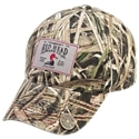 The Red. Head 12 Gauge Duck Cap features an imitation 12 gauge case head attached to the brim. The Red. Head brand duck logo up front is testimony to the long history of Red. Head quality, and the Shadow Grass camo makes it the perfect hunting cap for waterfowl. Hook 'n' loop closure.Red. Head duck logo. Imitation 12 gauge shell on brim. Hook 'n' loop closure - $14.99