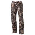 The Hell's Belles Ultra-Lite Pants from Browning are ready to keep you dry on the hunt and in camp. The featherweight, ultra-breathable shell provides 100% windproof protection and water resistant peace of mind. The 100% polyester lining with ADDvanced Scent Control technology helps keep you warm on cooler days, especially with an insulation piece, while helping you get closer than ever before to that trophy buck. This Ultra-Lite Pant features a full constructed waist with zippered fly, belt loops and no-slip rubberized strip, two hip pockets, a zippered rear pocket and open cuffs with zip-to-knee access. Machine wash. Imported.Lightweight mild weather pant. Breathable water and wind resistant shell100% polyester fleece inner lining. Open cuffs with zip-to-knee access. Fully constructed waist and zippered fly. Integrated belt loops and no-slip rubberized strip. Two hip pockets and rear zippered pocket. ADDvanced Scent Control technology. Women's contoured fit - $139.99