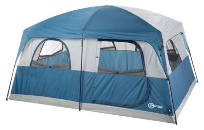 With large mesh windows lots of room and a built-in room ider  sc 1 st  Thrill On & Portal 10 Person Cabin Tent - $249.99 - Thrill On