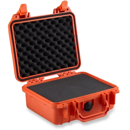 Kayak and Canoe The Pelican 1200 case is one of the toughest watertight equipment-protector cases available. - $67.95