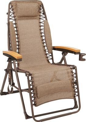 Admirable Cabelas Rugged Outdoor Lay Flat Lounger 109 99 Thrill On Gmtry Best Dining Table And Chair Ideas Images Gmtryco