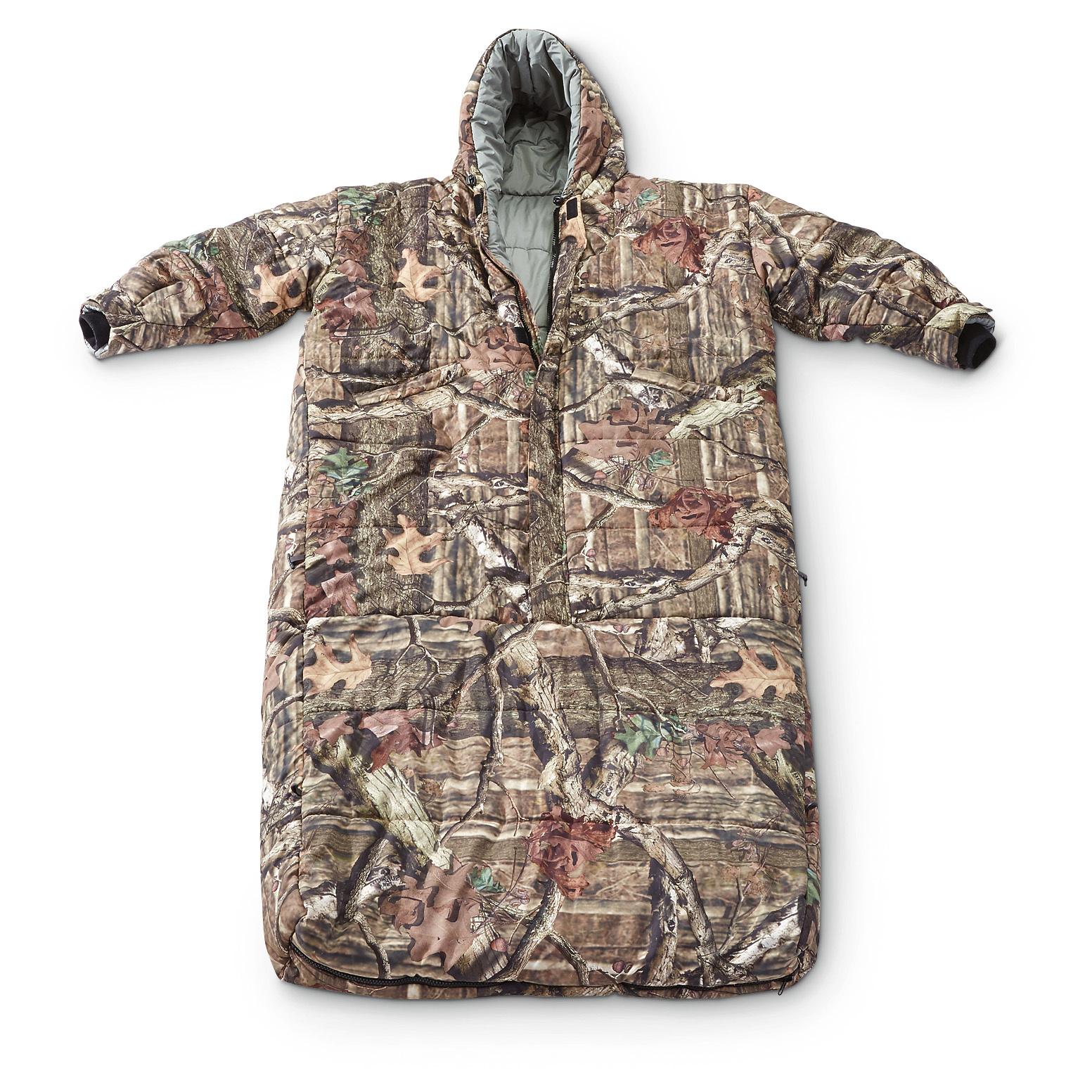 Cheap flannel sleeping bag: guide gear elk 0 degree double canvas bag.