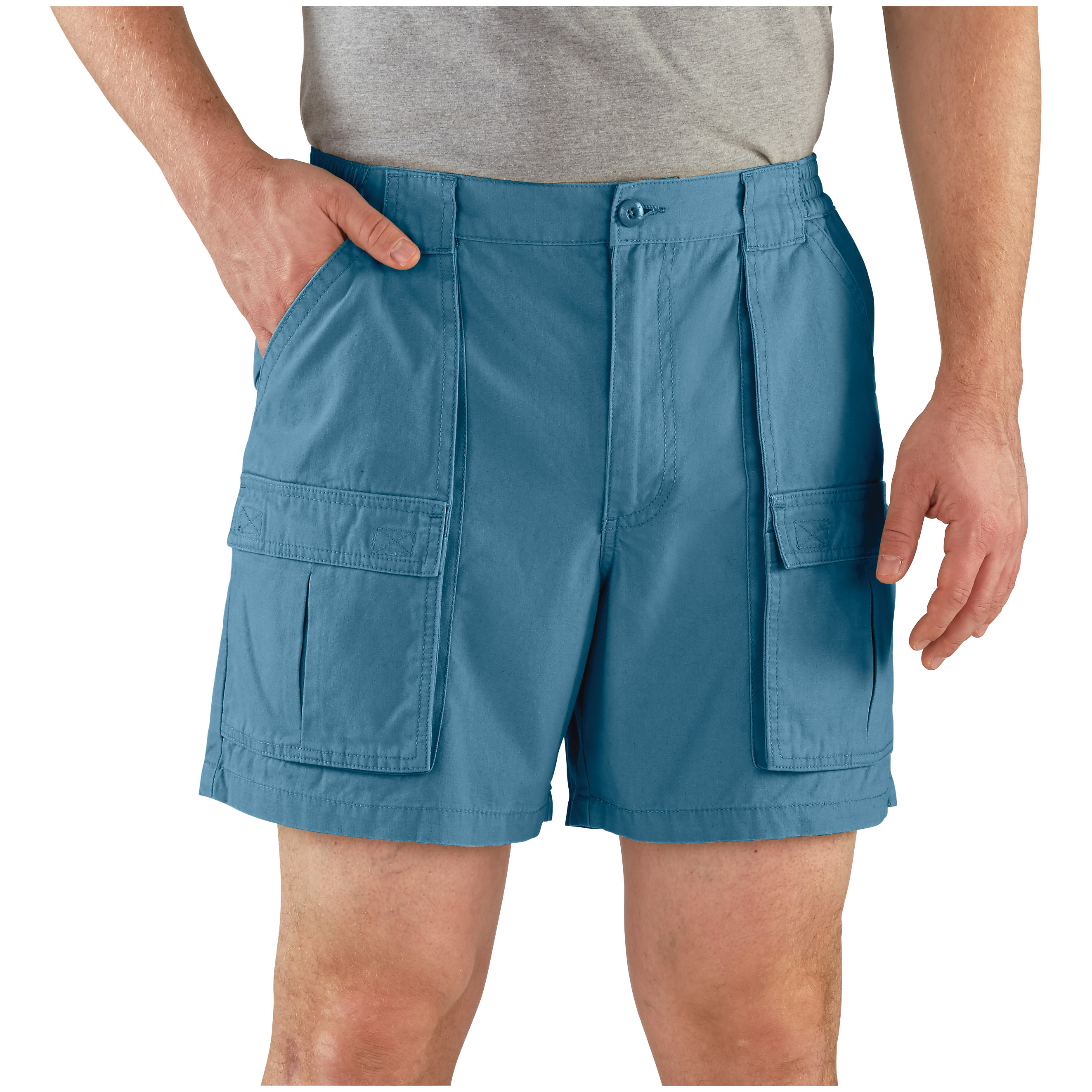 Guide Gear Men's Wakota Cargo Shorts 6 inch Inseam - $24 ...