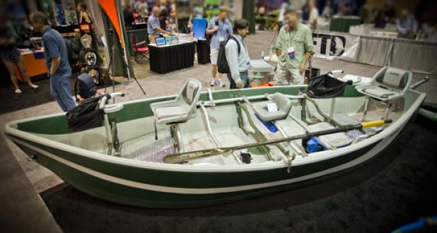 Flyfishing New Product Profile: NRS Clearwater Drifter.  Article by Kirk Deeter